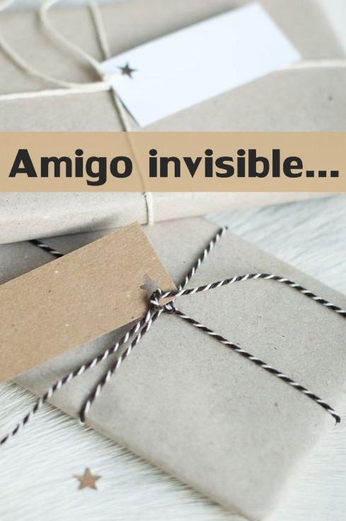Qu regalar al amigo invisible le maniqu loles - Regalo amigo invisible ideas ...