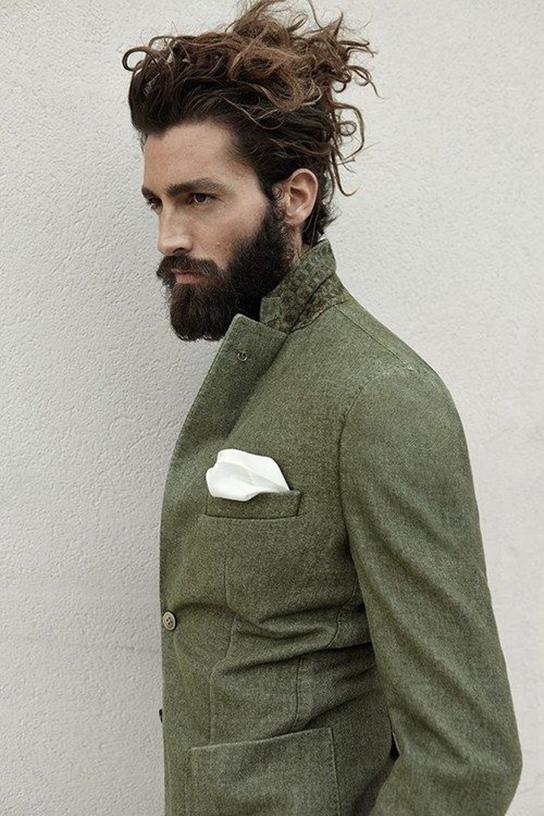 ¿Por qué dejarte barba?