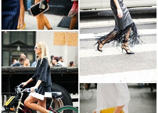 Street Style Nueva York 2014