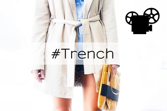 "Vídeo: ""El Trench, diferentes looks"""