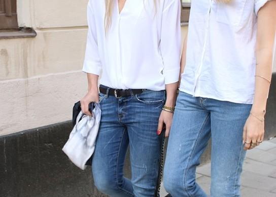 ¿Cómo elegir la camisa blanca perfecta?