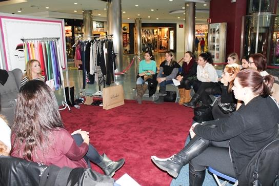 """""""Personal Shopper"""" Encuentro en el C.C. El Saler"""