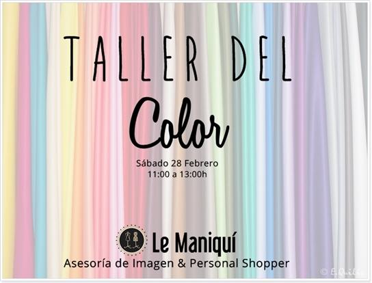 Taller del Color Febrero