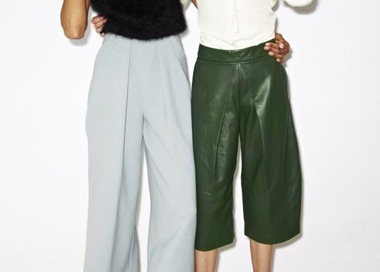 Tendencias Primavera Verano 2015: Pantalón culotte