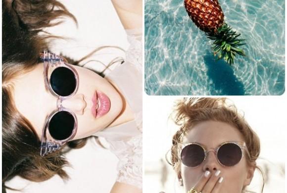 La importancia de las gafas en verano