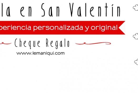 Le Maniquí en San Valentín