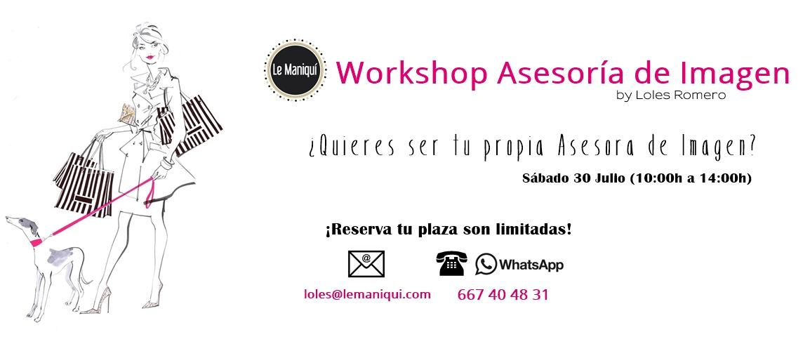 Workshop Julio